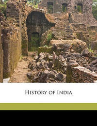 History of India Volume 8 by A. Williams Jackson