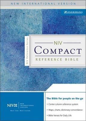 NIV Compact Reference Bible image