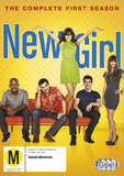 New Girl - The Complete First Season on DVD