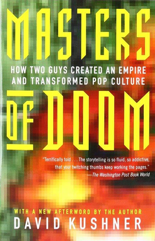 Masters of Doom by David Kushner