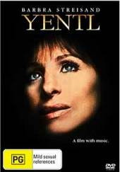 Yentl on DVD