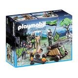 Playmobil - Wolf Knights with Catapult (6041)