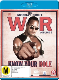 WWE - Monday Night War Volume 2: Know Your Role on Blu-ray