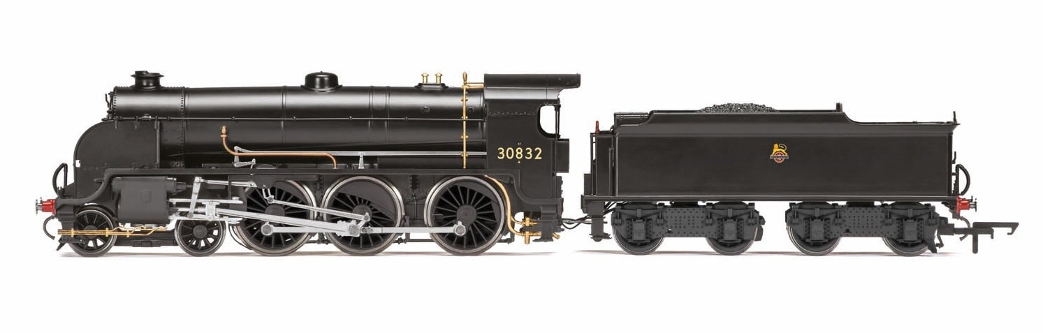 Hornby: BR 4-6-0 '30832' S15 Class, Early BR with TTS Sound image