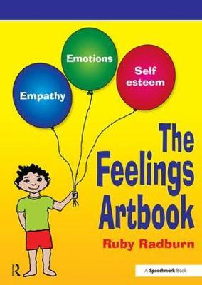 The Feelings Artbook by Ruby Radburn