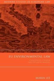EU Environmental Law by Maria Lee image