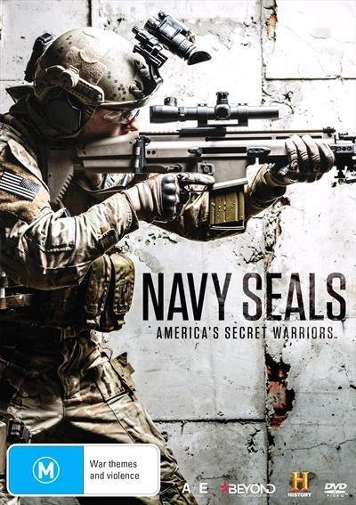 Navy SEALs: America's Secret Warriors on DVD image