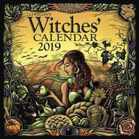 Llewellyn's 2019 Witches' Calendar by Kathleen