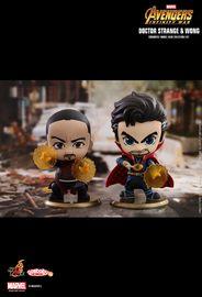 Avengers: Infinity War - Doctor Strange & Wong Cosbaby Figure Set