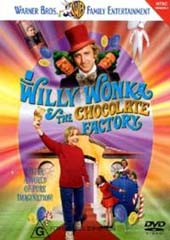 Willy Wonka And The Chocolate Factory - 30th Anniversary on DVD