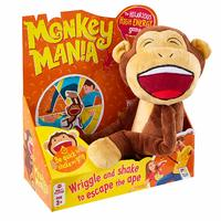 Monkey Mania - Children's Game