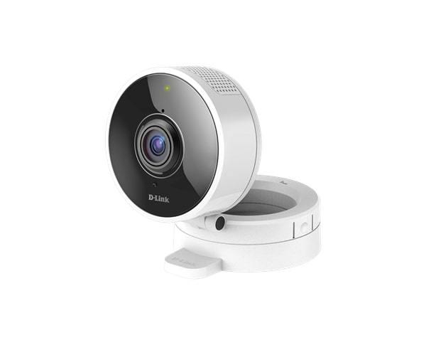 D-Link: 720p DCS-8100LH 180 Degree WiFi Camera