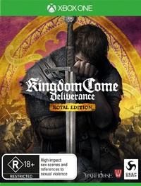 Kingdom Come Deliverance: Royal Edition for Xbox One