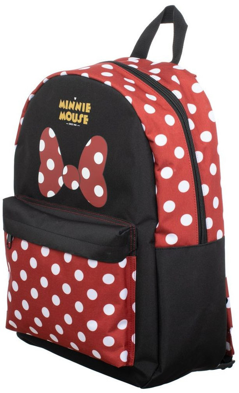 Minnie Mouse: Sublimated Polka Dot Backpack