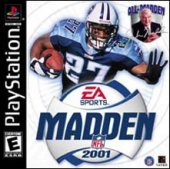 Madden 2001 for