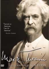 Mark Twain on DVD