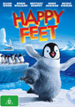 Happy Feet on DVD