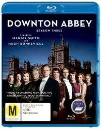 Downton Abbey - The Complete Third Season on Blu-ray image