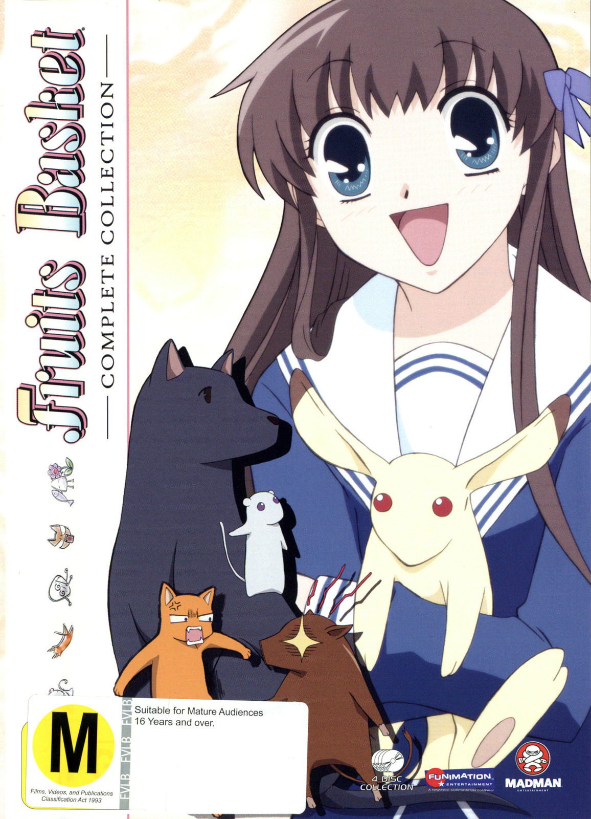 Fruits Basket Complete Collection (Fatpack) image