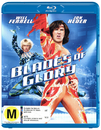 Blades Of Glory on Blu-ray