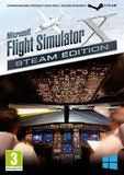 Microsoft Flight Simulator X Steam Edition (Code in Box) for PC Games