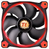 120mm ThermalTake Riing 12 Radiator Fan - Red LED