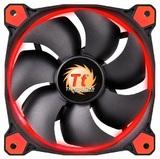 120mm ThermalTake Riing 12 Radiator Fan - Red LED