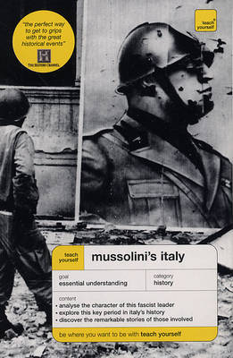 Mussolini's Italy by David Evans