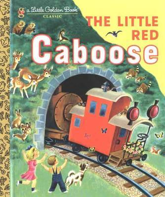Lgb:the Little Red Caboose by Marian Potter