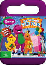 Barney - Let's Go To The Fair on DVD