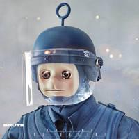 Brute (LP) by Fatima Al Qadiri