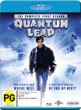 Quantum Leap - The Complete First Season on Blu-ray