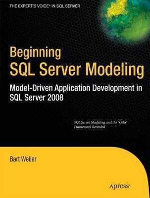 Beginning SQL Server Modeling by Bart Weller image