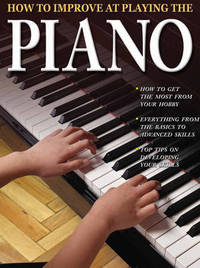 How To Improve At Playing Piano by Elisa Harrod image