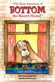 The Great Adventures of Bottom the Bassett Hound by Joanne Ryshpan-Harris image