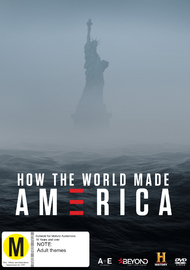 How The World Made America on DVD