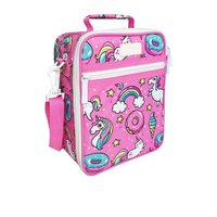 Sachi Insulated Lunch Tote - Unicorns (Style 225)