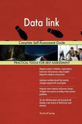 Data Link Complete Self-Assessment Guide by Gerardus Blokdyk image