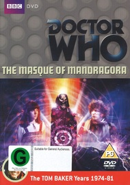 Doctor Who: The Masque of Mandragora on DVD