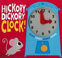 Hickory Dickory Clock! by Parragon Books Ltd image