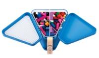 Teebee: Play & Store Toy Box - Blue