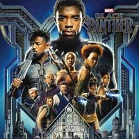 Marvel: Black Panther 2019 Square Wall Calendar