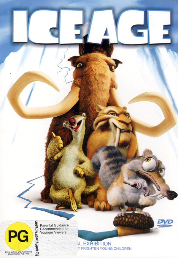 Ice Age on DVD image