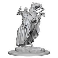 Pathfinder Deep Cuts: Unpainted Miniature Figures - Knight on Horse
