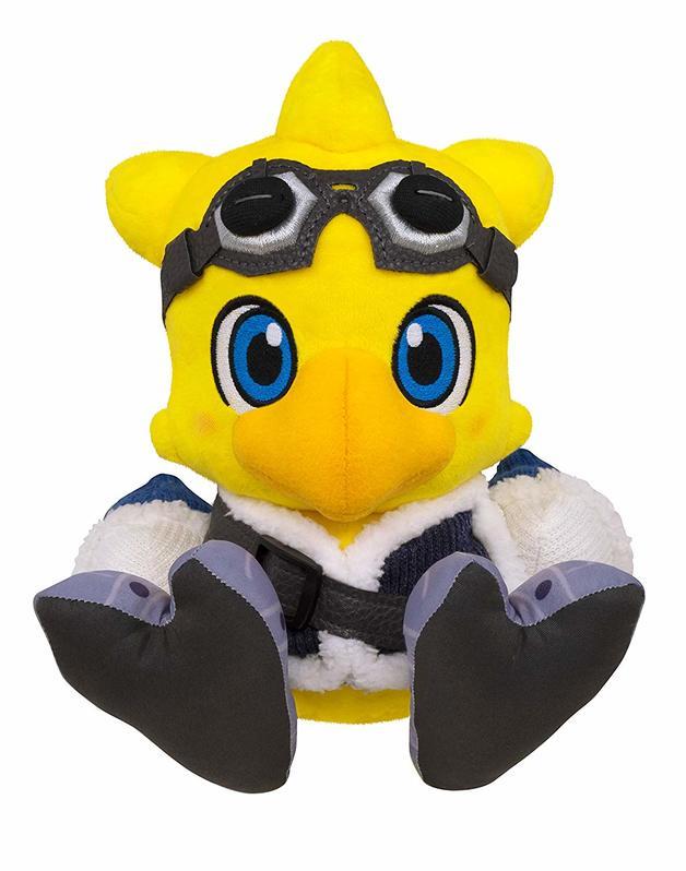 Final Fantasy XIV: Chocobo (Alpha) - Plush Toy
