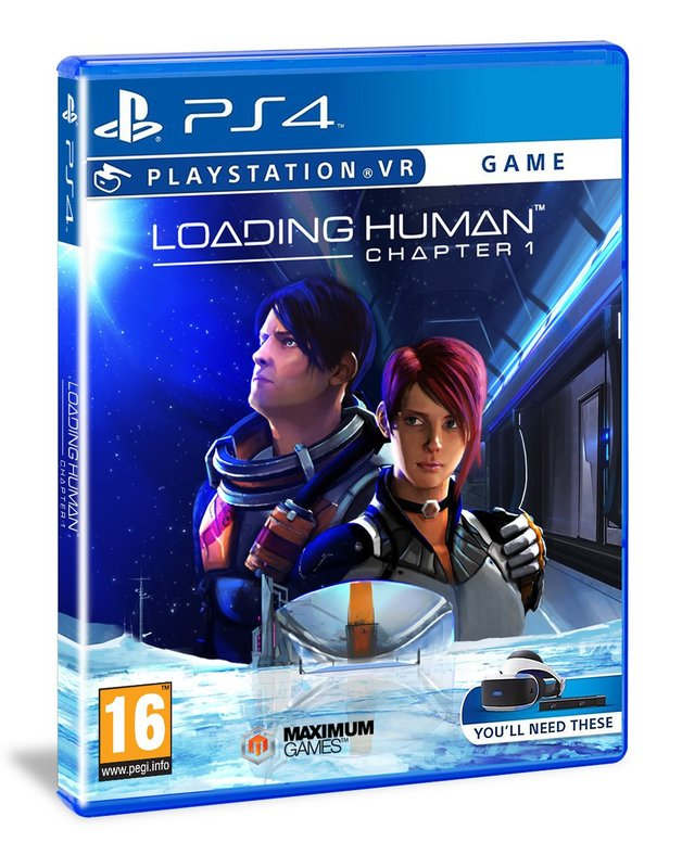 Loading Human for PS4