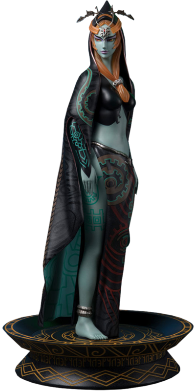 "Legend of Zelda: True Form Midna - 17"" Statue"