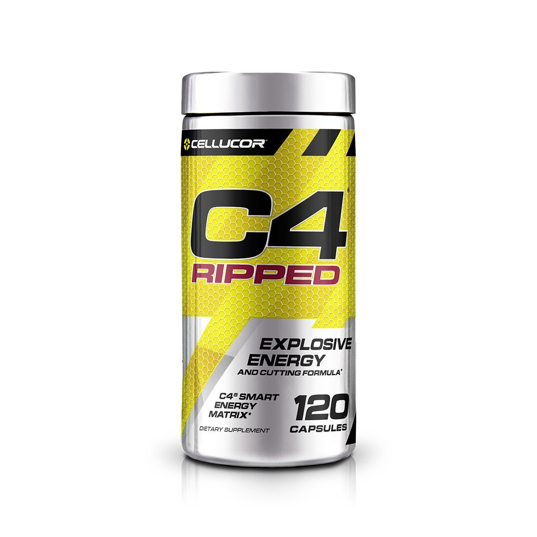 Cellucor: C4 Ripped (120 Capsules) image