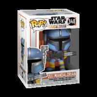 Star Wars: The Mandalorian - Heavy Infantry Pop! Vinyl Figure image