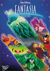 Fantasia 2000 on DVD